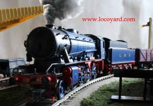 Locoyard - Bachmann 8F Austerity 2-8-0 - Longmoor Military Railway 400 Sir Guy Williams (Goods Train)