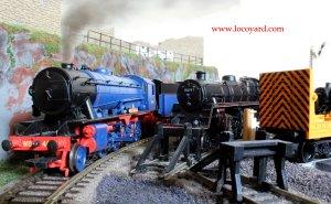 Locoyard - Bachmann 8F Austerity 2-8-0 - Longmoor Military Railway 400 Sir Guy Williams
