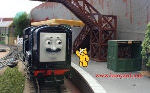 Locoyard Children in Need 2013 - Movember - Devious Diesel