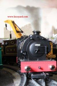 Locoyard - Hornby Hunslet Austerity J94 BR 68062 (in the Loco Yard)