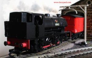 Locoyard - Hornby Hunslet Austerity J94 BR 68062 (shunting)