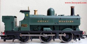 Locoyard Review - Hornby Railroad 2721 Open Cab Dean Pannier Tank - 2748 (profile)