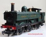 Locoyard Review - Hornby Railroad 2721 Open Cab Dean Pannier Tank - 2748