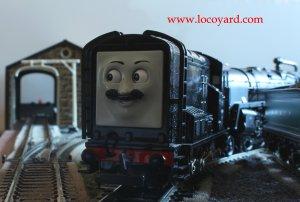 Locoyard Thomas the Tank Engine & Friends Movember 2013 - Devious Diesel