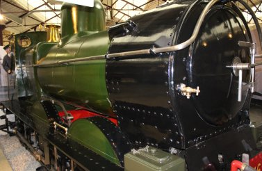 2013 - STEAM Museum of the GWR - Swindon - GWR 2301 Dean Goods Class - 2516