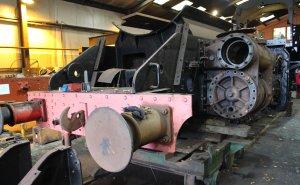 2013 Watercress Line Autumn Steam Spectacular - Ropley - BR Standard 4MT 2-6-0 76017