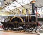 2013 - STEAM Museum of the GWR - Swindon - GWR Star Class North Star – broad gauge replica