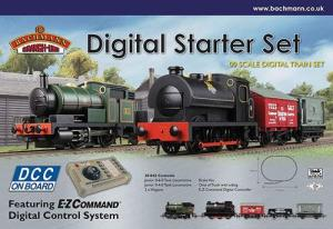 Bachmann Digital Starter Set 30-042