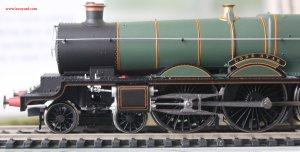 Hornby GWR Star class Lode Star