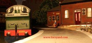 Locoyard - Bachmann GWR 45xx model review - 4555 32-127B (last train of 2013)