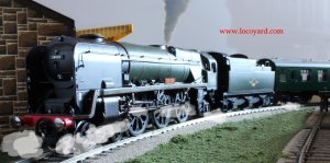 Locoyard - Hornby rebuilt Bulleid West Country class 34026 Yes Tor