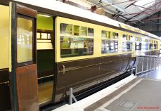 2013 - STEAM Museum of the GWR - Swindon Buffet Car No 9631, 1934