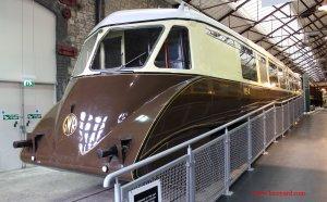 2013 - STEAM Museum of the GWR - Swindon - GWR Railcar W4W
