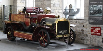 2013 - STEAM Museum of the GWR - Swindon Works Fire engine