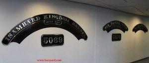 2013 - STEAM Museum of the GWR - Swindon 5069 Isambard Kingdom Brunel 5070 Sir Daniel Gooch