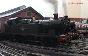Locoyard - Bachmann BR ex-GWR 56xx 5658 on-shed