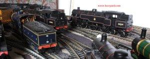 Locoyard - Bachmann Fowler 4F SDJR 58,BR Fairburn 4MT 2-6-4T 42096 and standard 80009