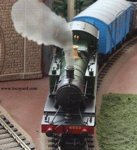 Locoyard - Bachmann GWR 45xx 4555 goods train