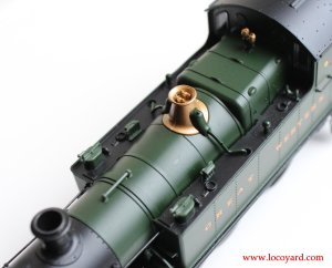 Locoyard - Bachmann GWR 45xx model review - 4555 32-127B (safety valve)