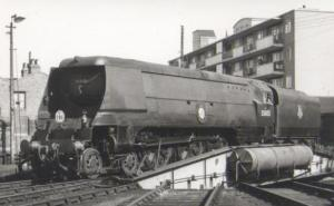 Photomatic Ltd Canadian Pacific at Nine Elms in June 1957