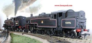 Locoyard - Bachman Fairburn 42096 & BR standard 4MT 2-6-4T 80009