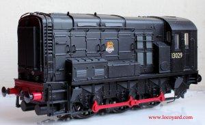 Locoyard - Bachmann BR class 08 diesel shunter 13029