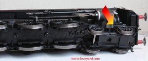 Locoyard DCC Fitting Guide - Hornby BR Standard 8P class - 71000 Duke of Gloucester