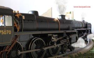 Locoyard - New BR Standards - Hornby 4MT 4-6-0 75070 & 8P 71000 Duke of Gloucester