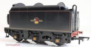 Locoyard Review - Hornby BR Standard 4MT 4-6-0 class - 75070 R2716X (BR1B Tender)