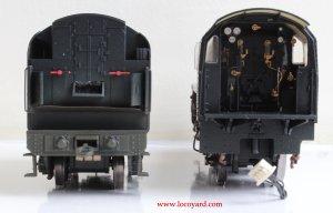 Locoyard Review - Hornby BR Standard 4MT 4-6-0 class - 75070 R2716X (cab & BR1B tender)