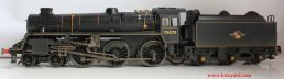 Locoyard Review - Hornby BR Standard 4MT 4-6-0 class - 75070 R2716X (profile)