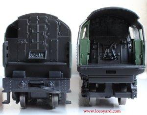 Locoyard Review - Hornby BR Standard 8P class - 71000 Duke of Gloucester (cab)