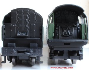 Locoyard Review - Hornby BR Standard 8P class - 71000 Duke of Gloucester (cab)