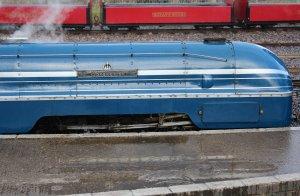 2014 - Eastleigh Lakeside Steam Railway - Spring Steam Gala - 6220 Coronation