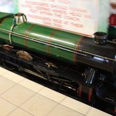 2014 - Eastleigh Lakeside Steam Railway - Spring Steam Gala - SBCR Bullock Class 4-6-2 No. 2005 Silver Jubilee
