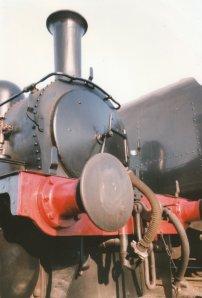 1997 Bluebell Railway - Sheffield Park - LSWR B4 class 96 Normandy