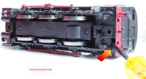 Locoyard - Bachmann BR class 08 diesel shunter 13029 - Hard-wiring DCC Fitting Guide (1)