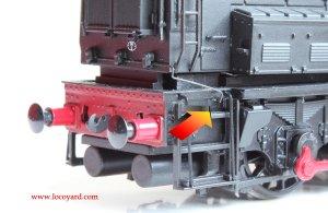 Locoyard - Bachmann BR class 08 diesel shunter 13029 - Hard-wiring DCC Fitting Guide (2)