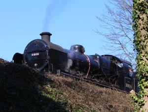 2014 - Watercress Railway - Alton - Ex-Southern Railway U class - 31806
