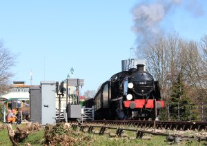 2014 - Watercress Railway - Alton - Ex-Southern Railway U class - 31806