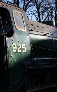 2014 - Watercress Railway - Ropley - Southern Railway Schools class - 925 Cheltenham