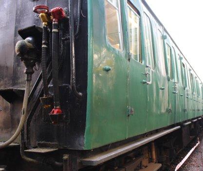 2014 - Watercress Line - Spring Steam Gala - Ropley - Class 205 DEMU Hampshire Unit Thumper – 1125