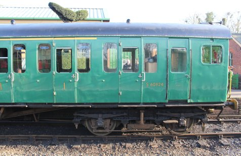 2014 - Watercress Line - Spring Steam Gala - Ropley - Class 205 DEMU Hampshire Unit Thumper – 1125