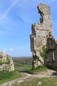 Corfe Castle - National Trust (view)