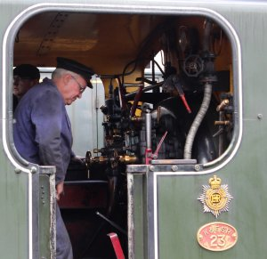 2014 Kent and East Sussex Railway 40th Anniversary Gala Tenterden Town Hunslet Austerity 23 Holman F Stephens