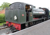 2014 Kent and East Sussex Railway 40th Anniversary Gala Bodiam Hunslet Austerity 23 Holman F Stephens