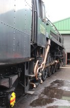 2014 - Watercress Railway - Ropley - BR Standard 9F 2-10-0 92212