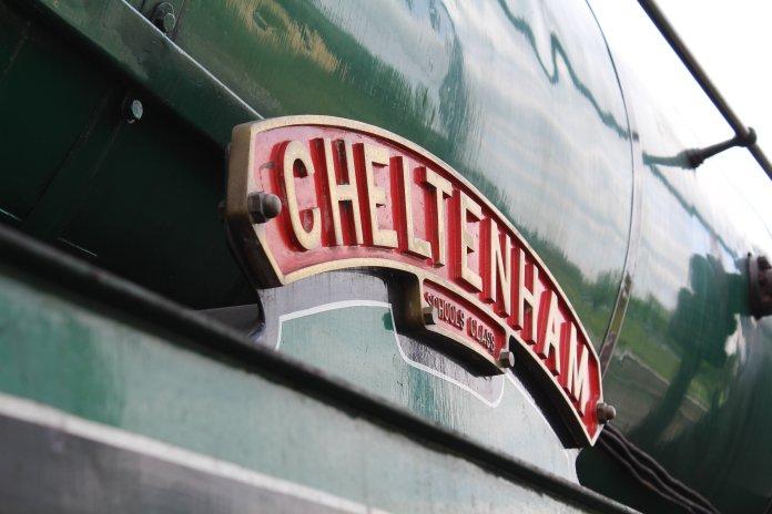 2014 - Watercress Railway - Ropley - NRM Southern Railway schools class V 925 Cheltenham