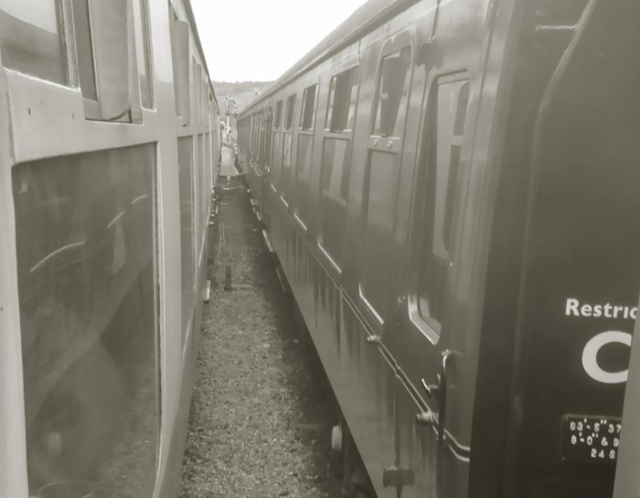 B+W carriages