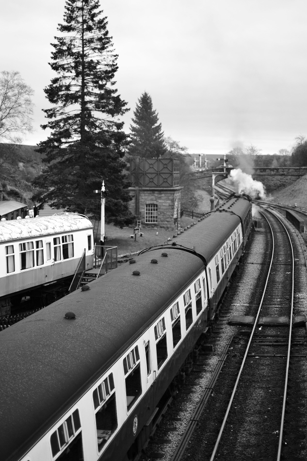 Goathland Train